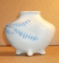 "4"" Vase, shape illustrated in Hahn's book pg 90"