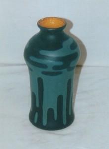 """6"""" Vase marked Owens Mission"""