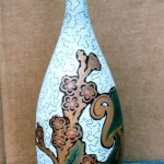 "14"" Vase illustrated in Hahn's book pg 85"