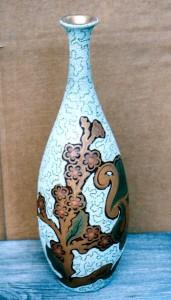 "14"" Vase illustrated in Hahn's book pg 85"