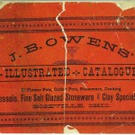 Undated Owens Catalog